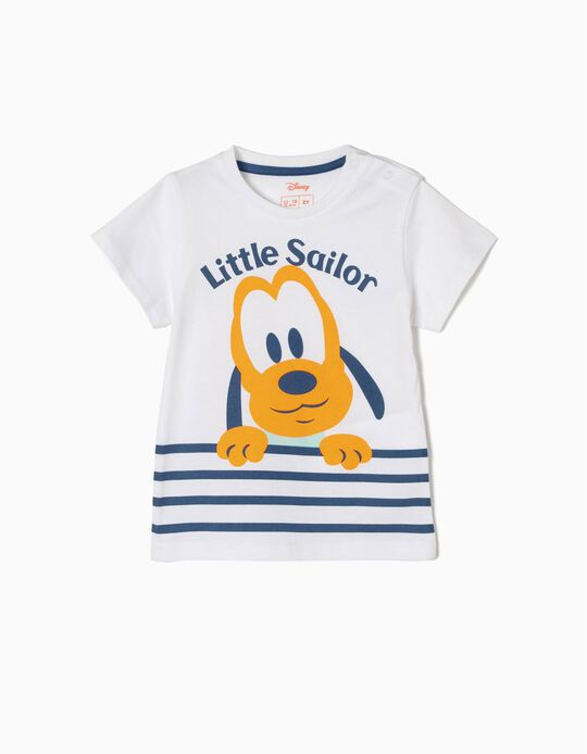 Camiseta Pluto Little Sailor