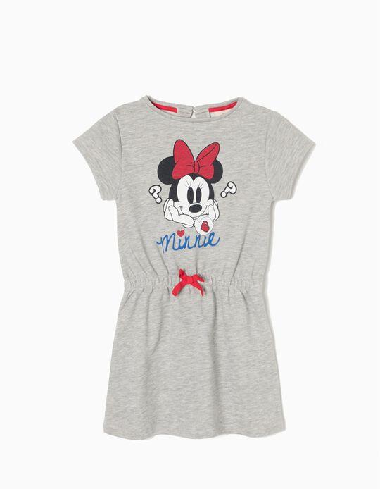 Vestido com Lacinho Minnie