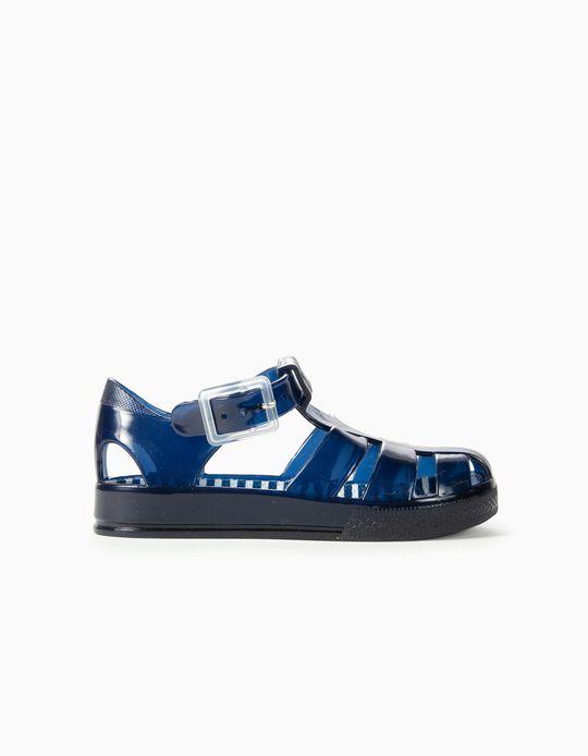 Sandálias para Bebé Menino 'ZY Jellyfish', Azul