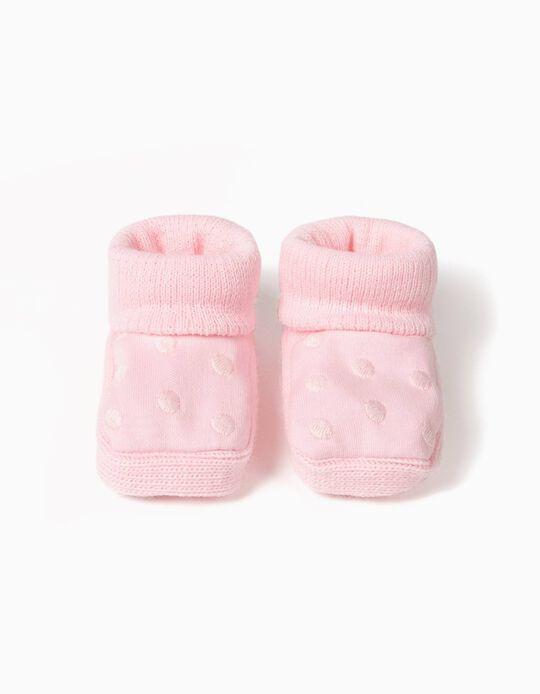 Sapatos Bebé Rosa