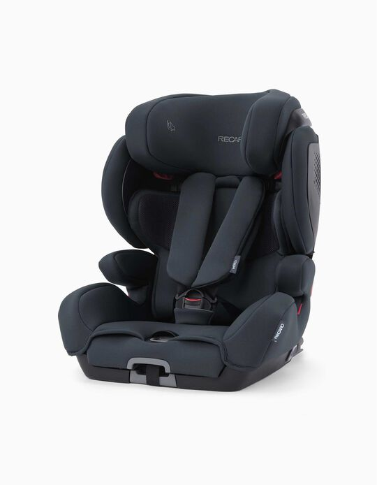 Cadeira Auto Gr 1/2/3 Tian Elite Selection Recaro Night Black