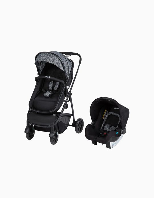 Trio Hello Travel System by Safety 1st, Geometric