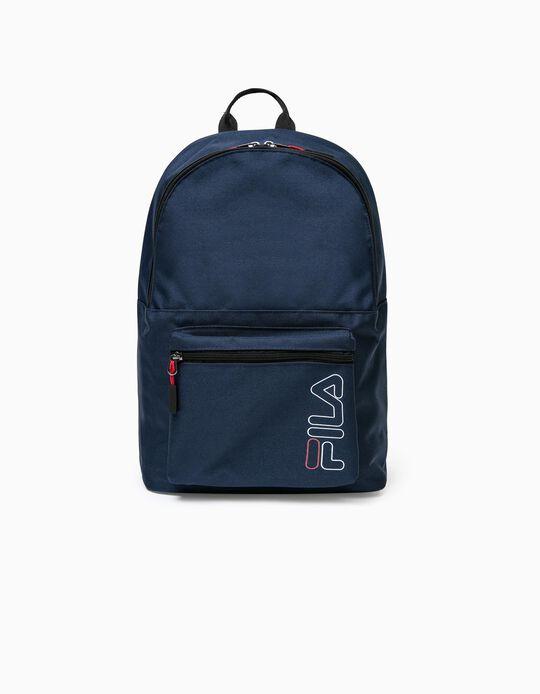Backpack for Boys 'FILA', Dark Blue