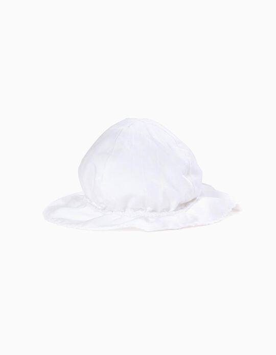 Sombrero con Volante