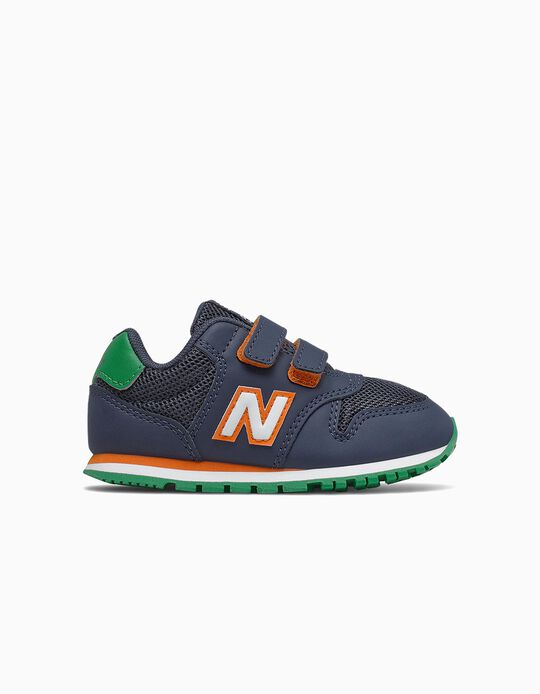 Trainers for Baby Boys 'New Balance 500', Dark Blue