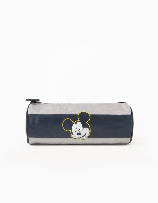 Trousse Garçon 'Mickey', Gris/Bleu