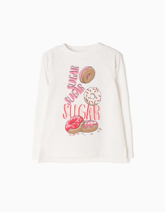 Sweatshirt Fina Donuts & Sugar
