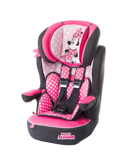 Silla Auto Gr 1/2/3 Minnie Disney