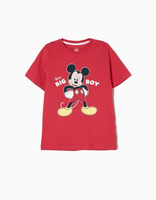 Camiseta Mickey