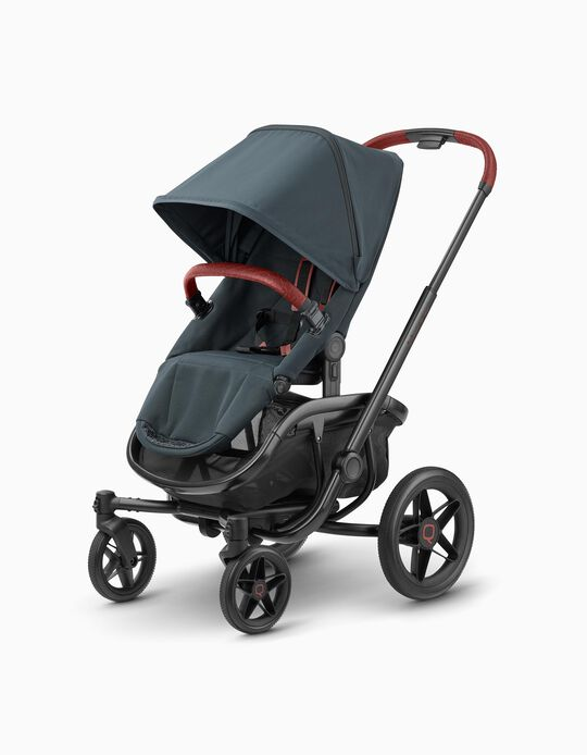 Vnc Pushchair by Quinny, Graphitwist