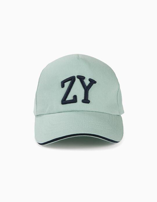 Gorra para Niño'ZY', Verde Claro