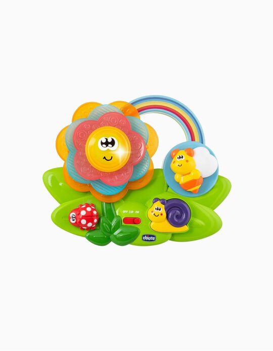 Brinquedo Musical Flor Sensorial Chicco