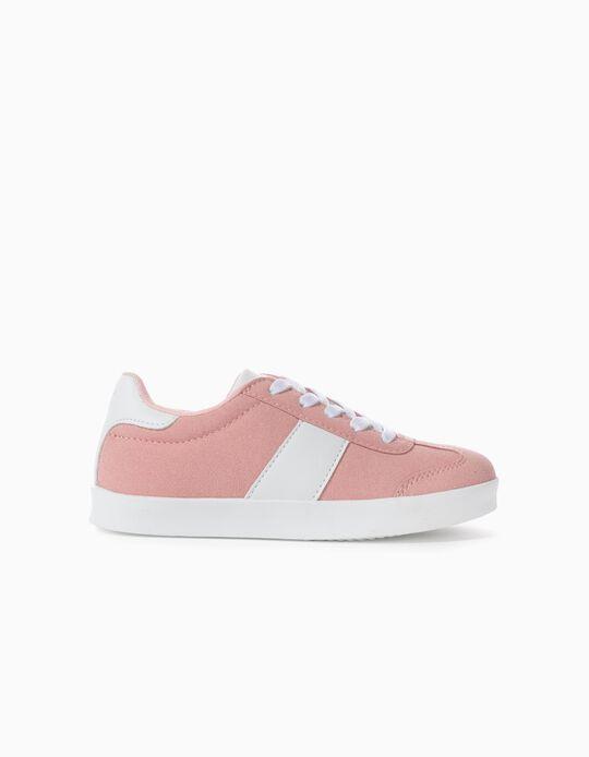 Zapatillas para Niña 'ZY Retro', Rosa