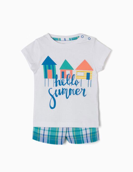 Pijama Hello Summer