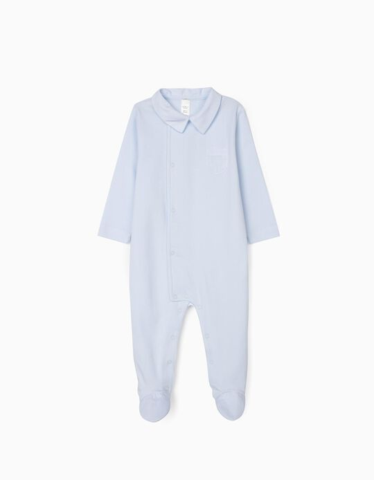 Babygrow for Newborn Baby Boys, Blue
