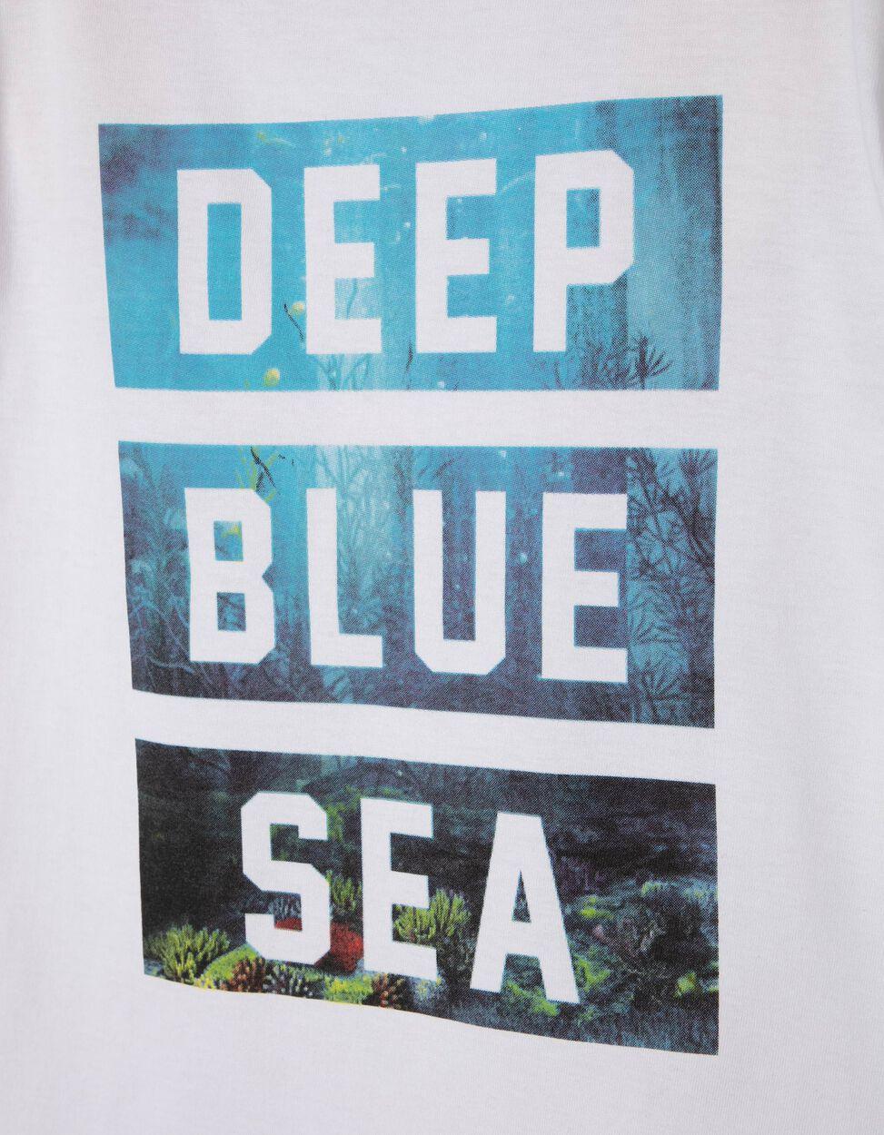T-shirt Underwater