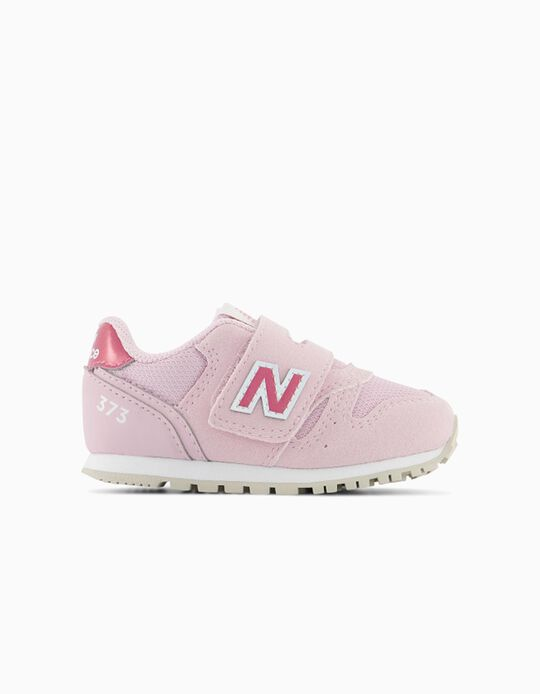 Trainers for Baby Girls 'New Balance 373', Pink
