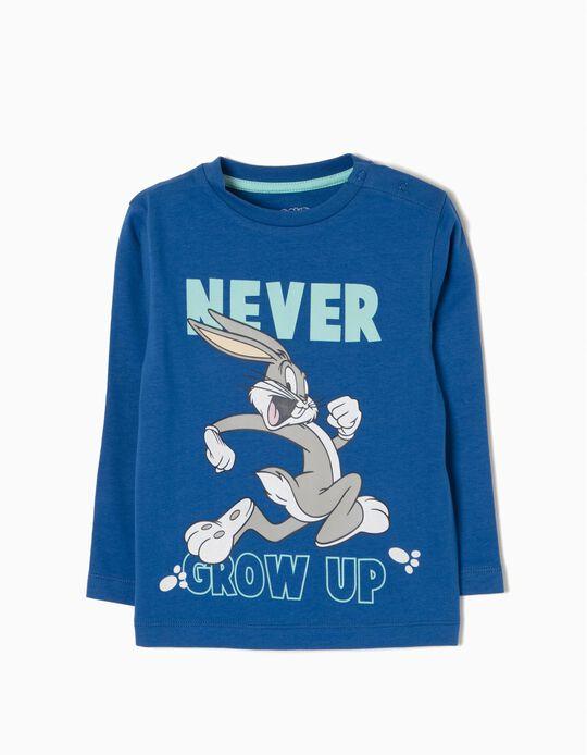 Camiseta de Manga Larga Bugs Bunny