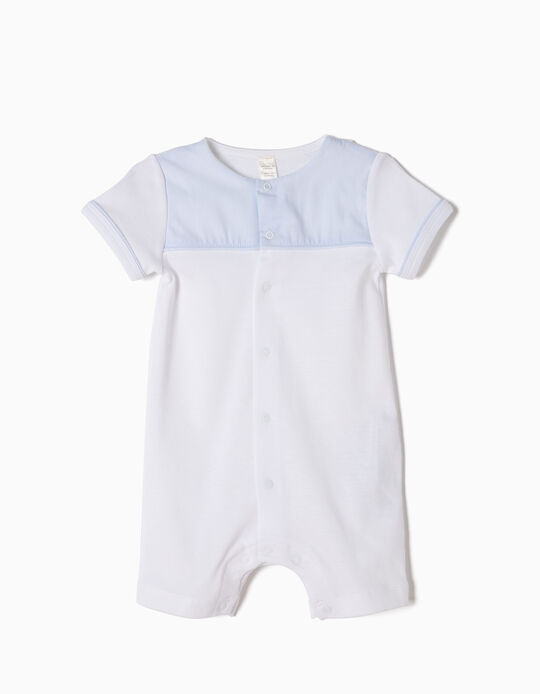 Sleepsuit for Newborn Baby Boys, Blue