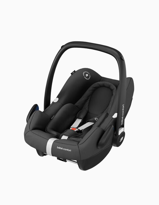 CAR SEAT I-SIZE ROCK BÉBÉ CONFORT ESSENTIAL BLACK