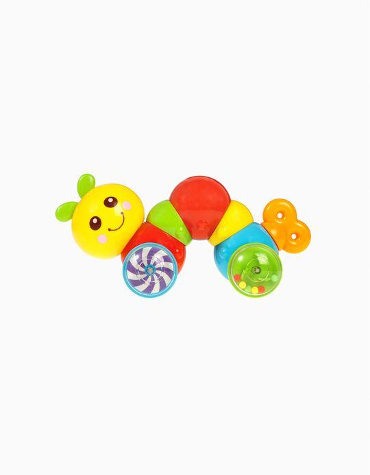 Brinquedo Educativo - Lagarta Bambam