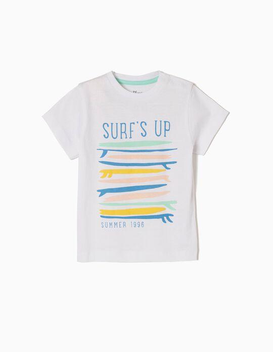 T-shirt Surf's up