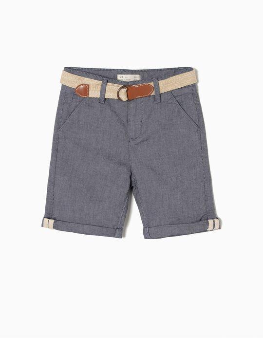 Short y Cinturón