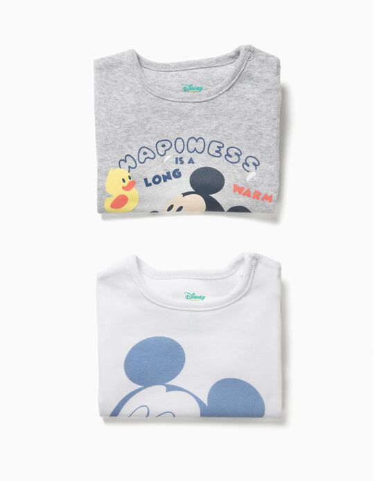 Pack 2 Bodies Mickey Hapiness