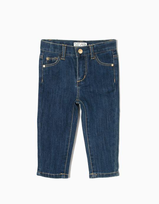 Pantalón Vaquero Slim Fit