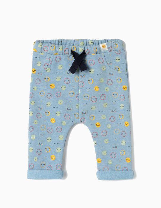 Pantalón para Recién Nacido 'All Smiles', Azul