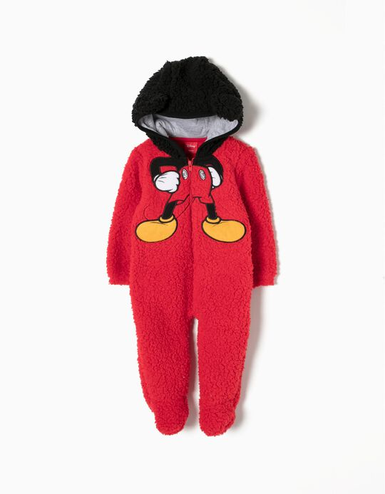 Babygrow Mickey Christmas
