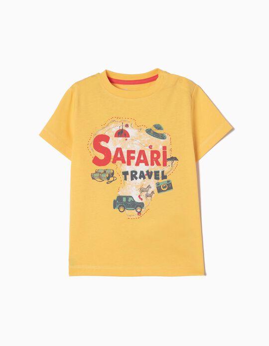 T-shirt Safari Travel Anti-Mosquito