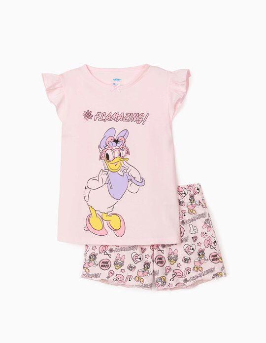 Pijama para Niña 'Daisy', Rosa