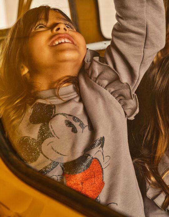 Sweatshirt para Menina Disney 'You & Me', Cinza