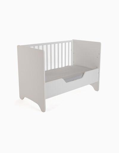 Cuna 5 en 1, 120x60 cm Zy Baby