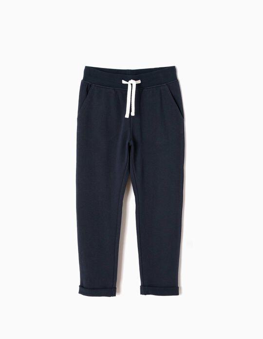 Pantalón de Chándal Azul