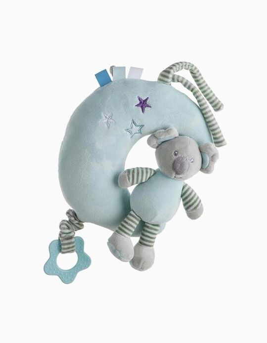 PELUCHE MUSICAL 25CM MOON KOALA LITTLE KIDS BLUE
