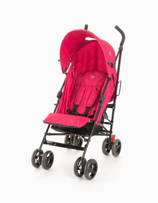 Avenue Pushchair by Zy Safe, Pink