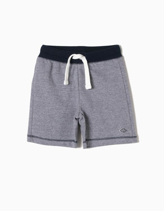 Short de Punto ZY Supply