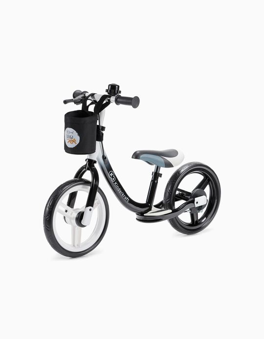 Bicyclette d'apprentissage Space kinderkraft noire