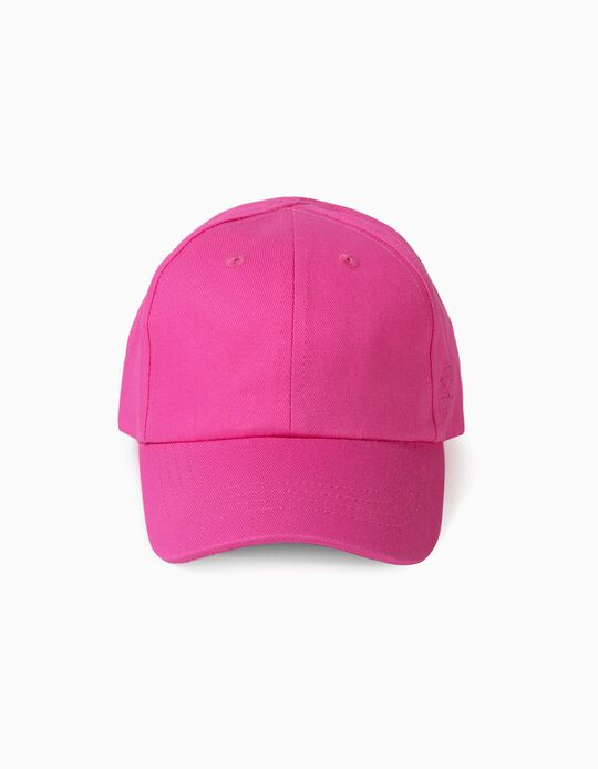 Cap for Children, 'ZY 96', Pink