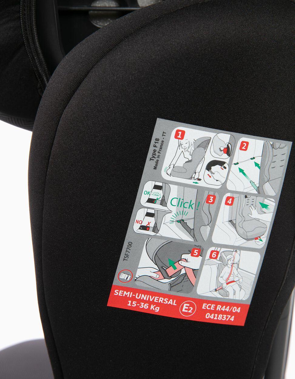 Cadeira Auto Gr2/3 Izyygo Plus Easyfix ZY Safe
