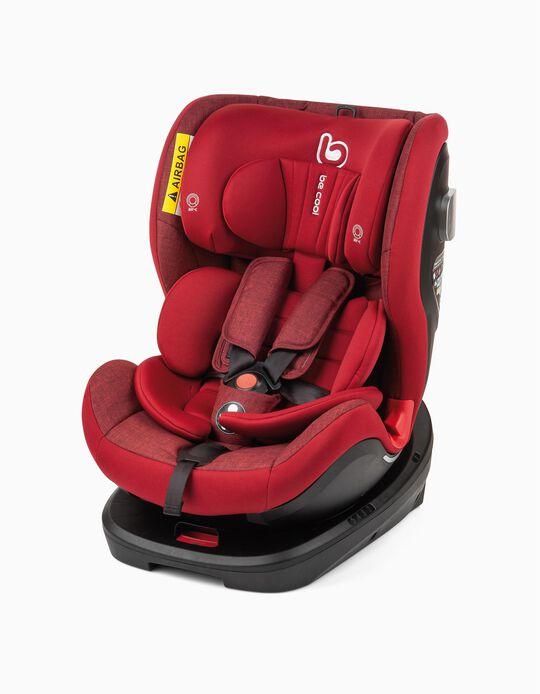 Cadeira Auto Gr 1/2/3 Pivot Be Cool Passion
