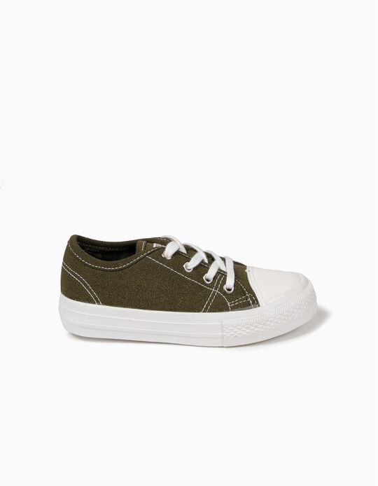 Trainers for Kids 'ZY 50's', Green