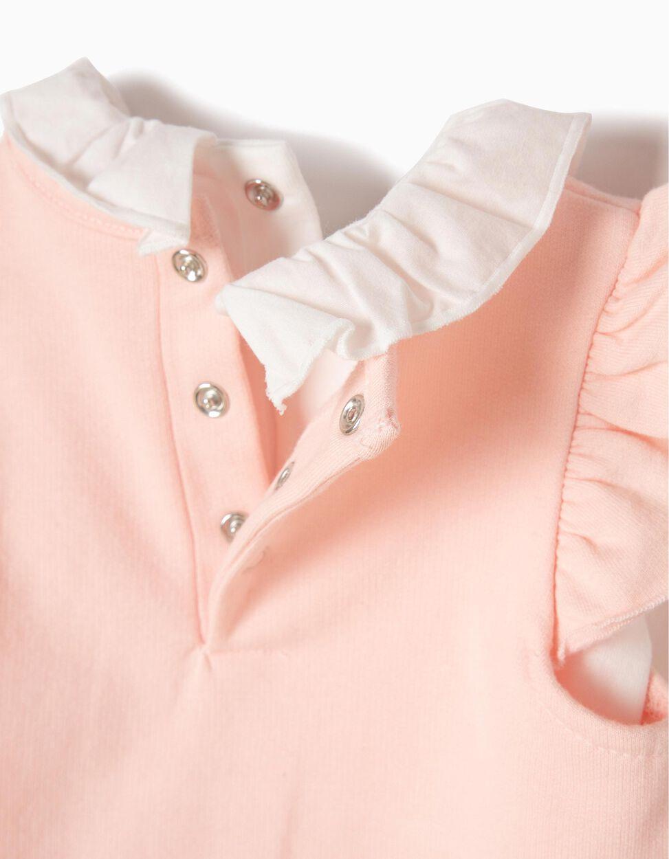 Conjunto Vestido-Body y Camiseta Minnie