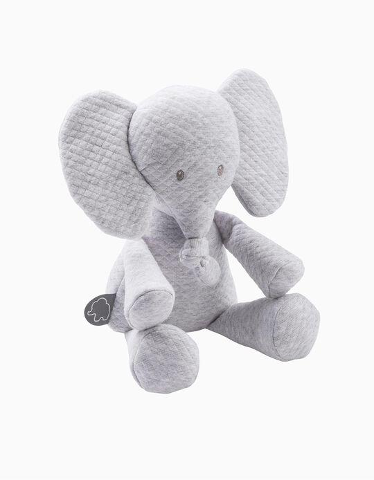 Peluche Tembo Elephant Jacqard Nattou 36cm