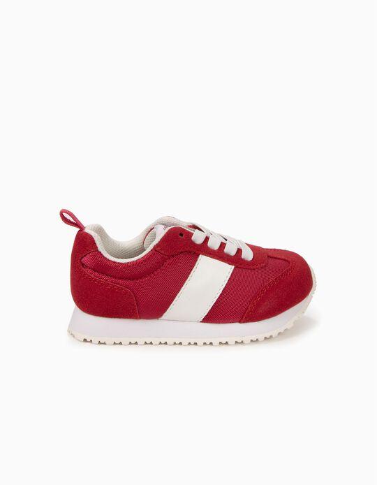 Sapatilhas para Bebé 'ZY Original', Vermelho