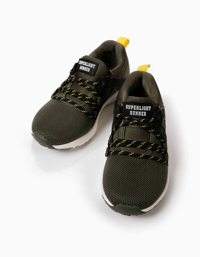 Zapatillas ZY Superlight Verdes