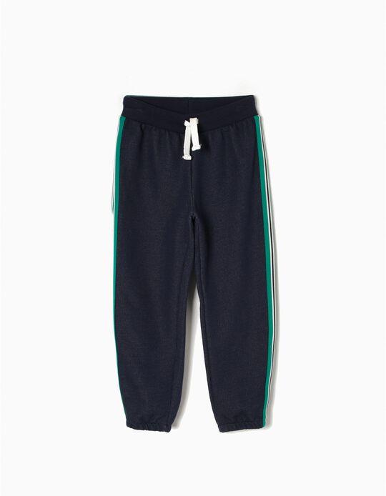 Pantalón de Chándal a Rayas