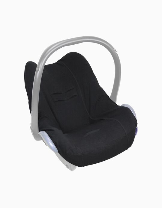Car Seat Liner GR0+ by Dooky, Black